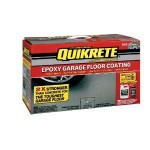 Quikrete Epoxy Garage Floor Kit